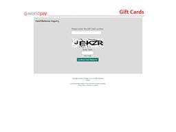 Big Y gift card balance check