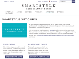 Smart Style Hair Salons gift card purchase