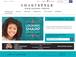 Smart Style Hair Salons shopping