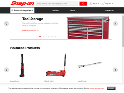 Snap on shopping