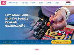 Speedway Gas gift card balance check