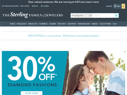 Sterling Jewelers shopping