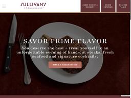 Sullivan's Steakhouse shopping