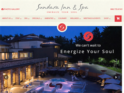 Sundara Inn & Spa shopping