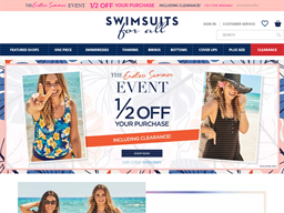 Swimsuits For All shopping