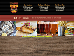Taps Fish House gift card purchase