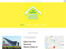Ted Drewes Frozen Custard shopping