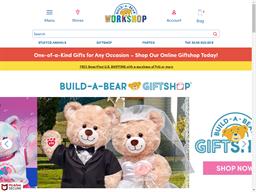 Build A Bear gift card balance check