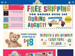 Build A Bear shopping