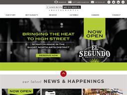 Cameron Mitchell Restaurants shopping