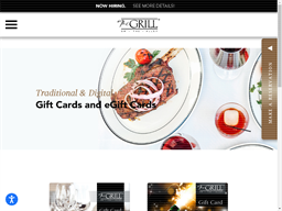 The Grill gift card balance check