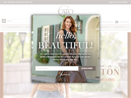 Cato shopping