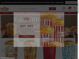 The Popcorn Factory shopping