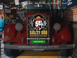 The Salty Dog Brooklyn shopping