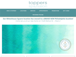 Toppers Spa shopping