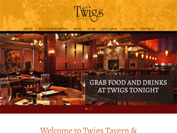 Twigs Tavern & Grille shopping