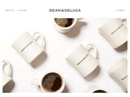 Dean & Deluca shopping
