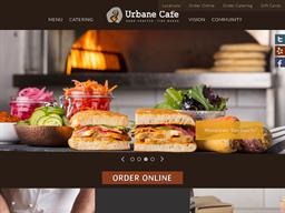 Urbane Cafe shopping