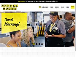 Waffle House shopping