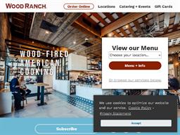 Wood Ranch shopping