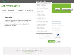Zona Rosa gift card balance check
