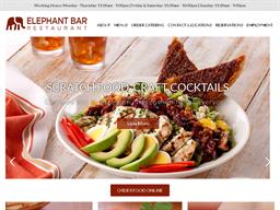 Elephant Bar shopping