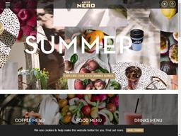 Caffe Nero shopping
