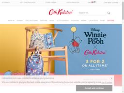 Cath Kidston shopping