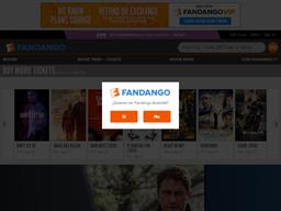 Fandango shopping
