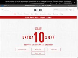 Fat Face shopping