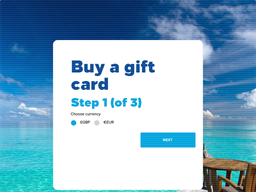Hilton Gift Card gift card purchase