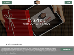 InnKeepers Lodge gift card purchase