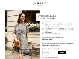 Jigsaw gift card purchase