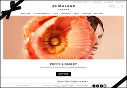 Jo Malone London shopping