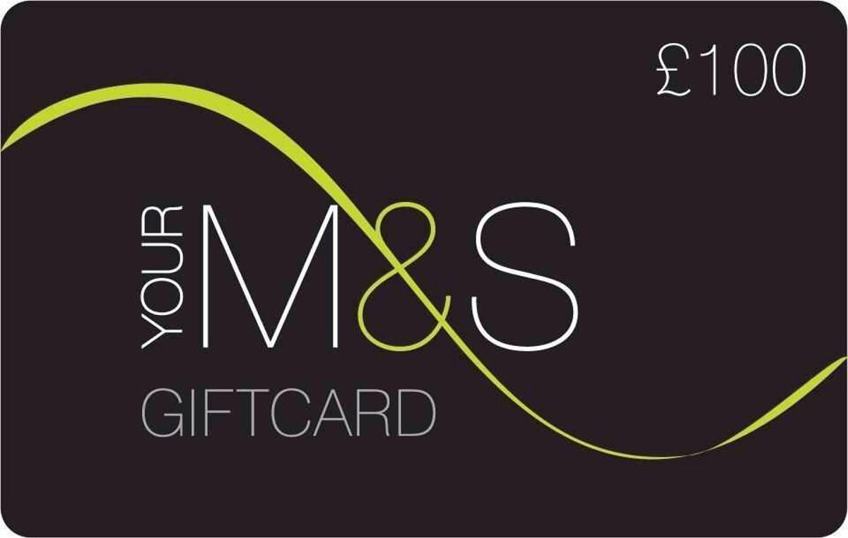 M&S gift card design and art work
