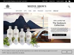 Molton Brown shopping