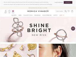 Monica Vinader shopping
