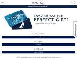 Nautica gift card balance check