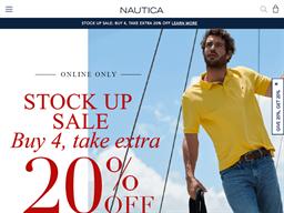 Nautica shopping