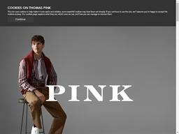Thomas Pink shopping