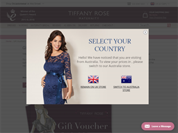 Tiffany Rose gift card purchase