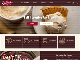 Graeter's shopping