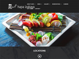 Hapa Izakaya shopping