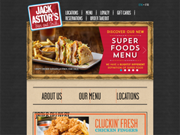 Jack Astor's Bar & Grill shopping