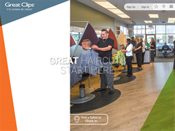 Great Clips shopping