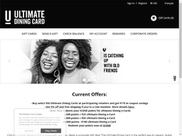 Milestones Grill and Bar gift card purchase