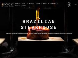 Saboroso Brazilian Steakhouse shopping