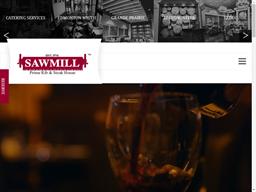 Sawmill Restaurant shopping