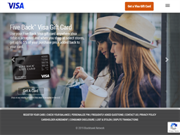 Visa Gift Card GiftCardMall gift card balance check