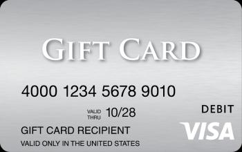 Visa Gift Card GiftCardMall gift card design and art work